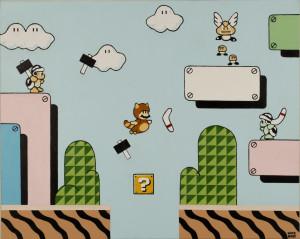 Mario 3 - Tanuki